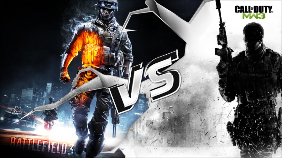 Battlefield 3 vs Modern Warfare 3