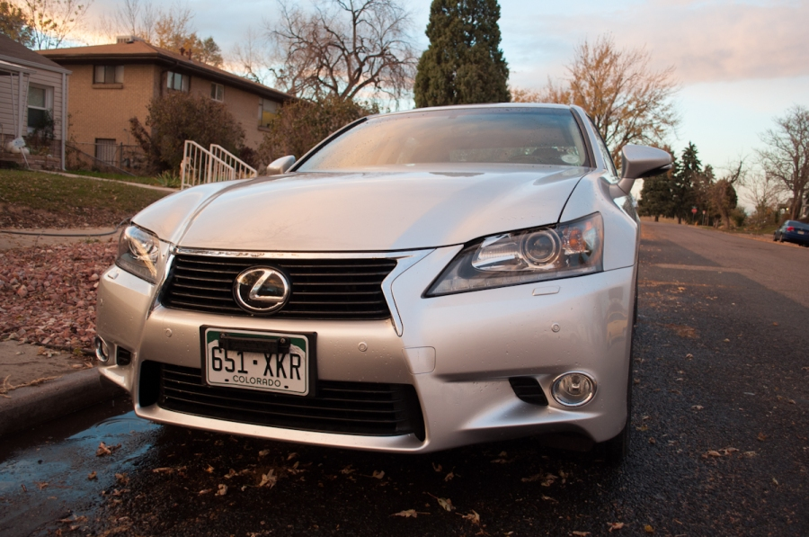 2013 Lexus GS350 Review Behind the Wheel ZipRage-6