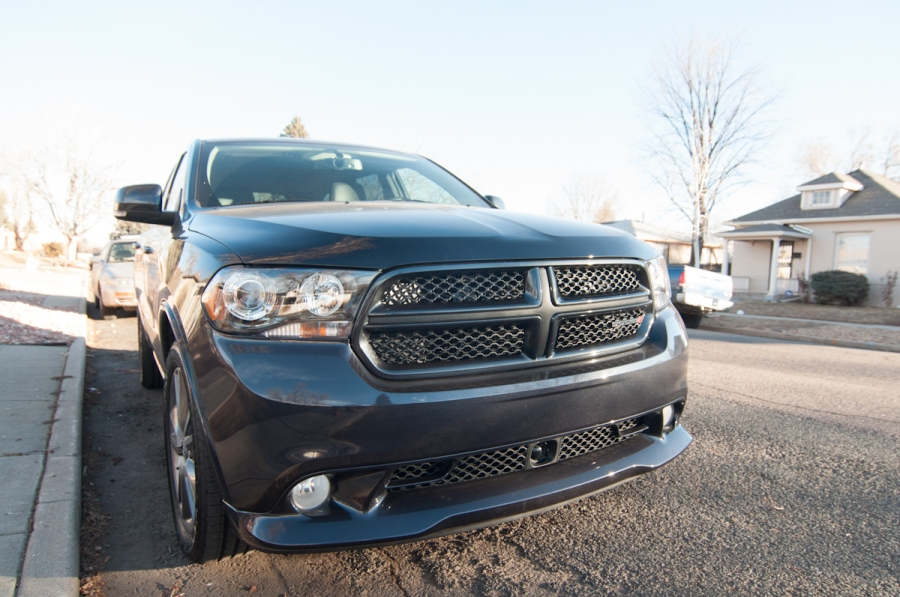 2013 Dodge Durango R-T Review Behind the Wheel ZipRage-3