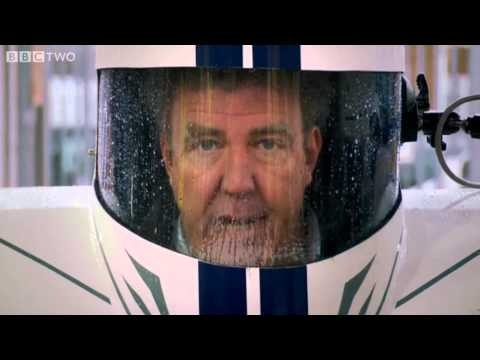 Jeremy Clarkson Drives the Hilariously Small P45 Car