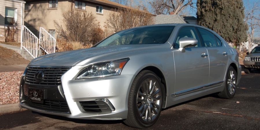 2013 Lexus LS 460 Review Behind the Wheel ZipRage-3