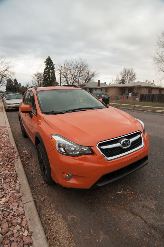 2013 Subaru XV Crosstrek Review Behind the Wheel ZipRage-13
