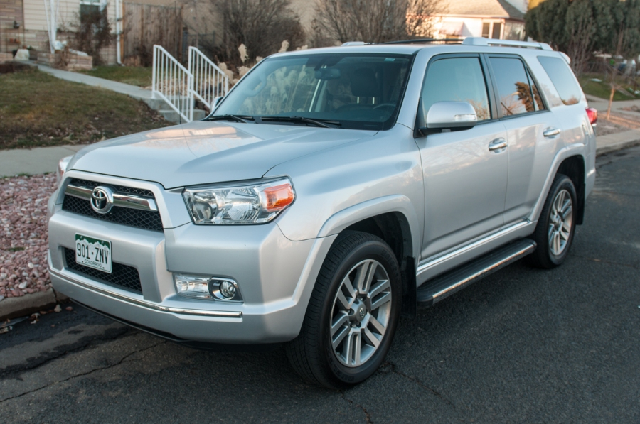 2014 4Runner Limited Review -- Behind the Wheel -- ZipRage-3