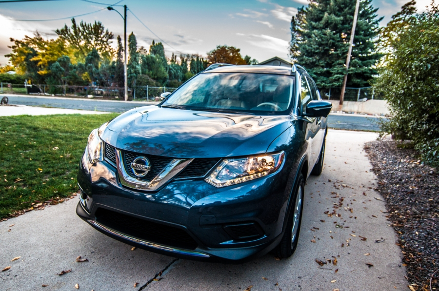2014 Nissan Rogue SV Review (17 of 19)