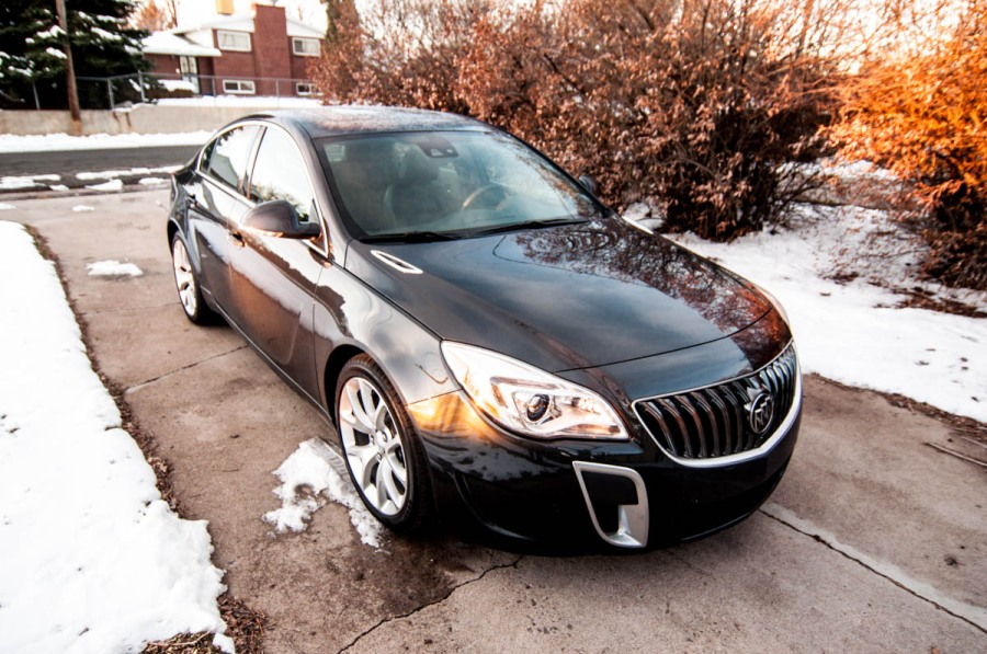 2015 Buick Regal GS Review ZipRage